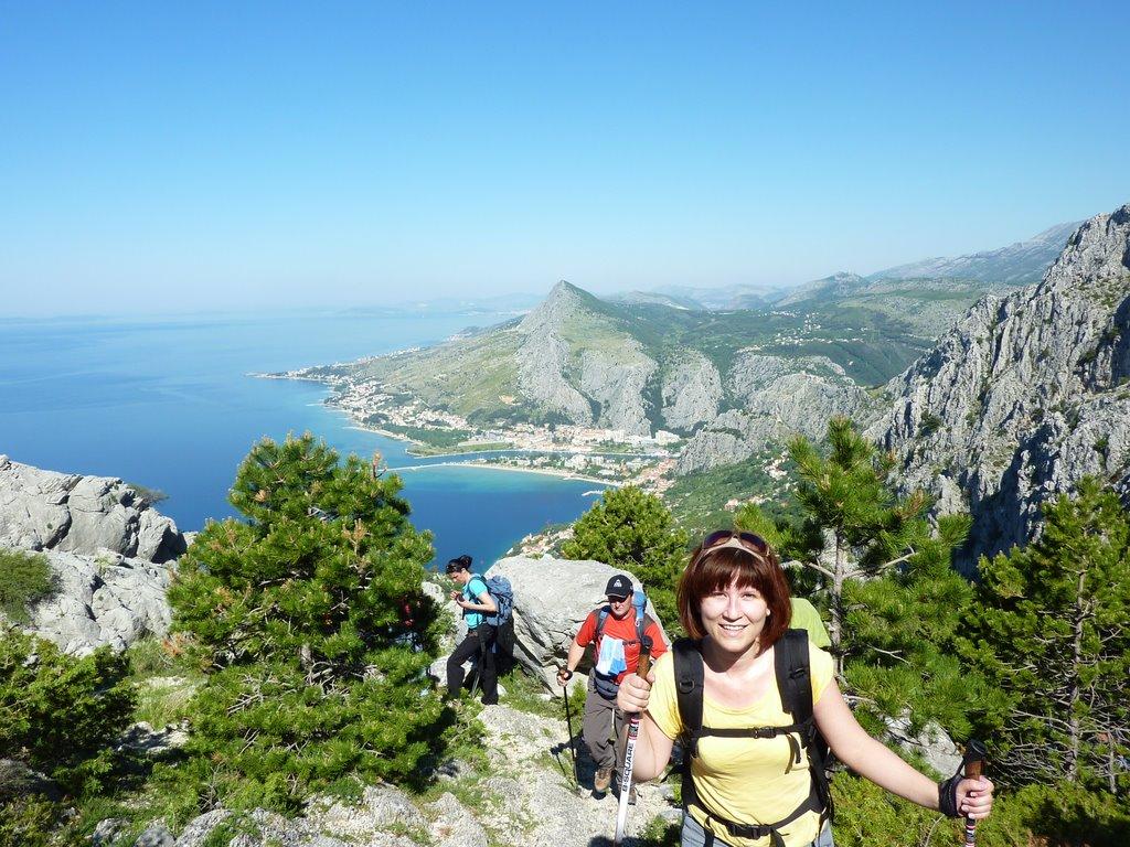 Dani hrvatskih planinara - Omiška Dinara, 7. i 8. svibnja 2011.