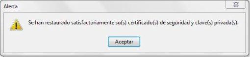 certificadodigital6 ¿Cómo copiar un certificado digital a otro ordenador?