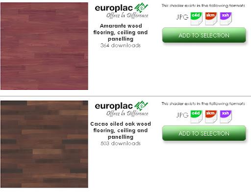 Download Gratis 500 Texture Material Parquet dan Panelling