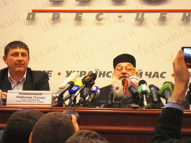 Отставка патриарха Любомира