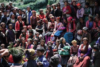 Langtang Tamang people
