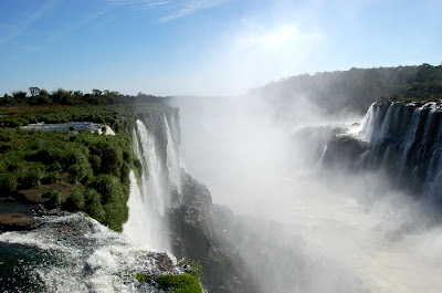 Iguazu waterfalls - Argentinian Side