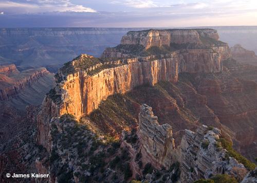 Grand Canyon Cape Royal, James Kaiser