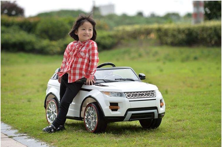 Xe hơi điện cho trẻ em