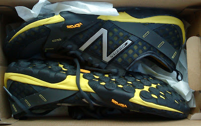 NB Minimus Trail in the box