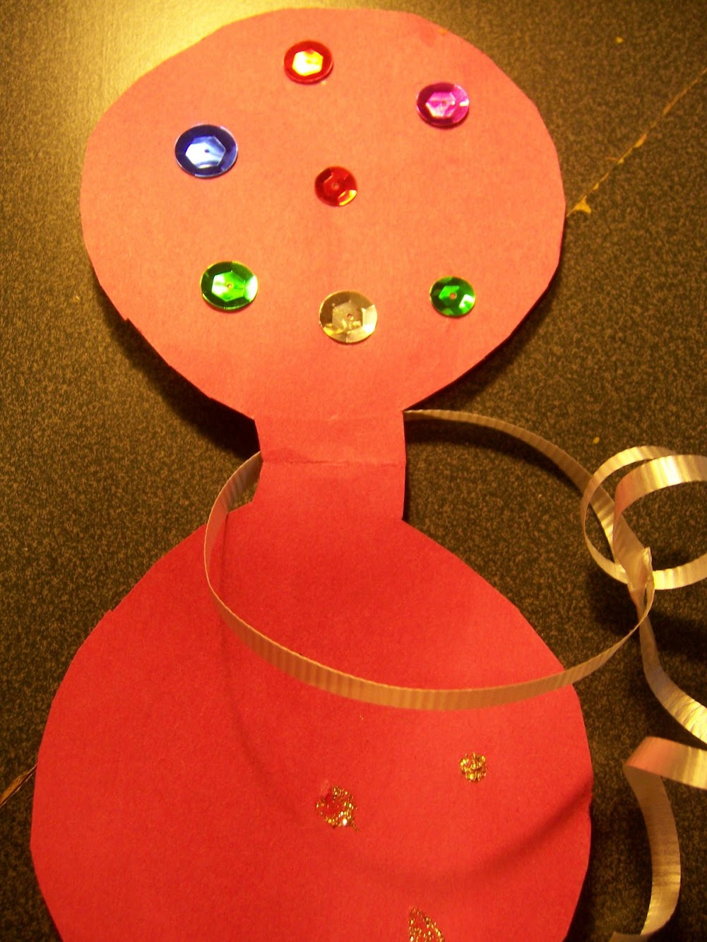A Christmas Craft for Preschoolers