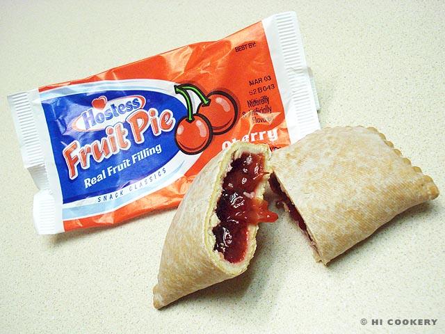 Hostess Cherry Pie