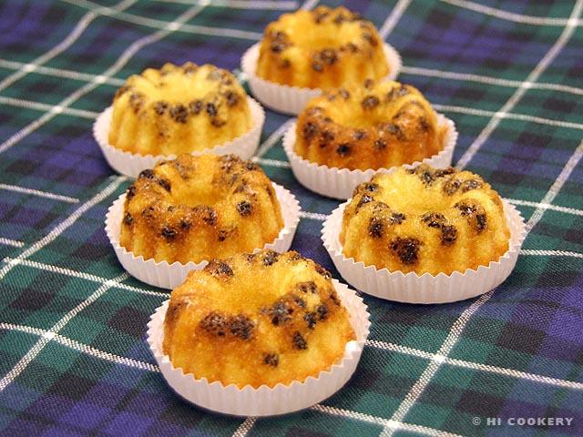 Montrose Tea Cakes