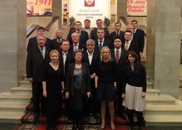 Первое заседание Комиссии при Президиуме Генерального совета партии «Единая Россия» по координации и взаимодействию с соотечественниками, проживающими за рубежом (4 ноября 2010 года, Государственная Дума РФ)