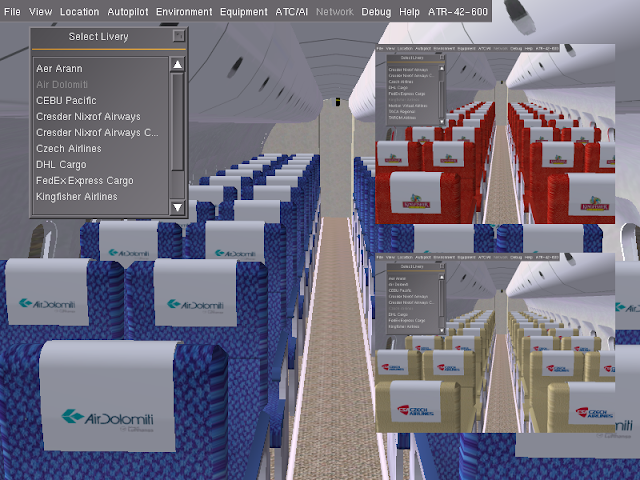 FlightGear ATR-42 Family Downloads   A product of