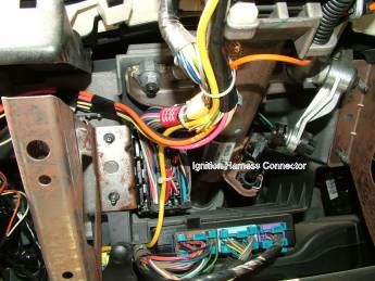 silveradosierra com \u2022 how to replace an ignition switch in a 2000 Chevy Ignition Wiring Diagram image
