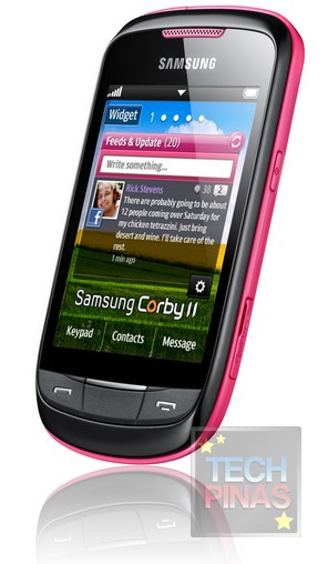 corby is now available in the philippines check out samsung corby 2