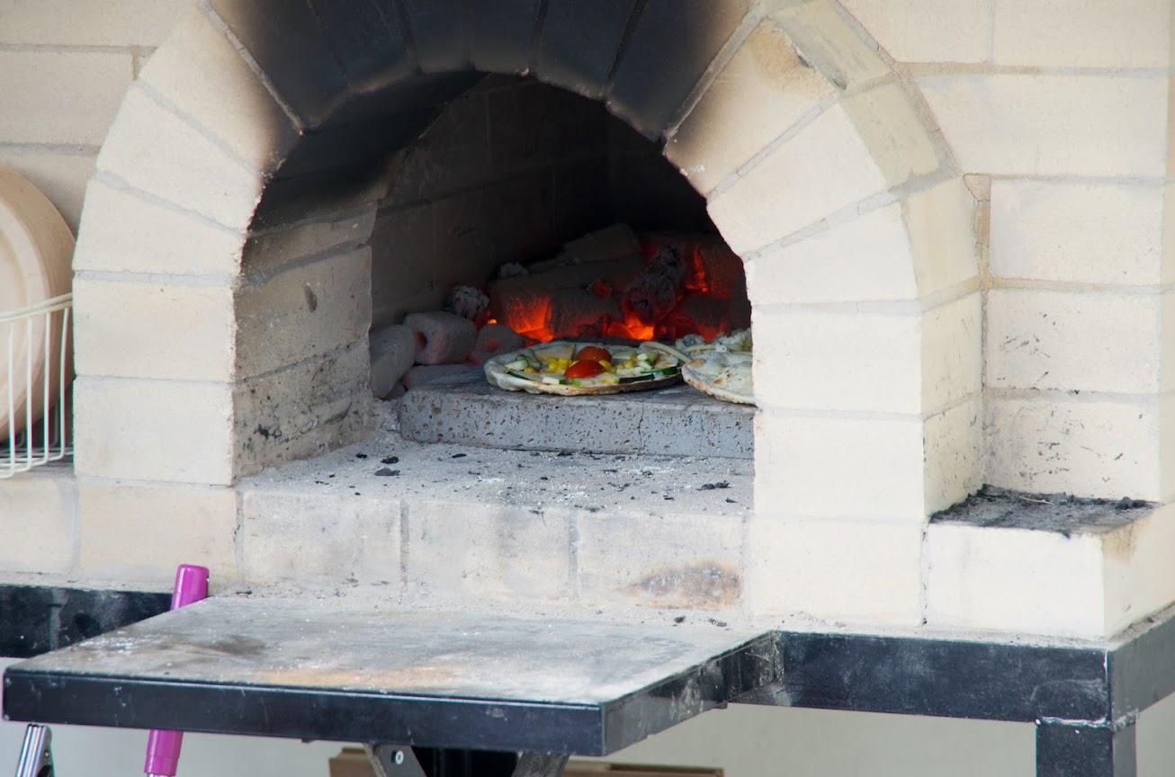 本格的ピザの石窯・10丁目「Oh!ドーリファーム」