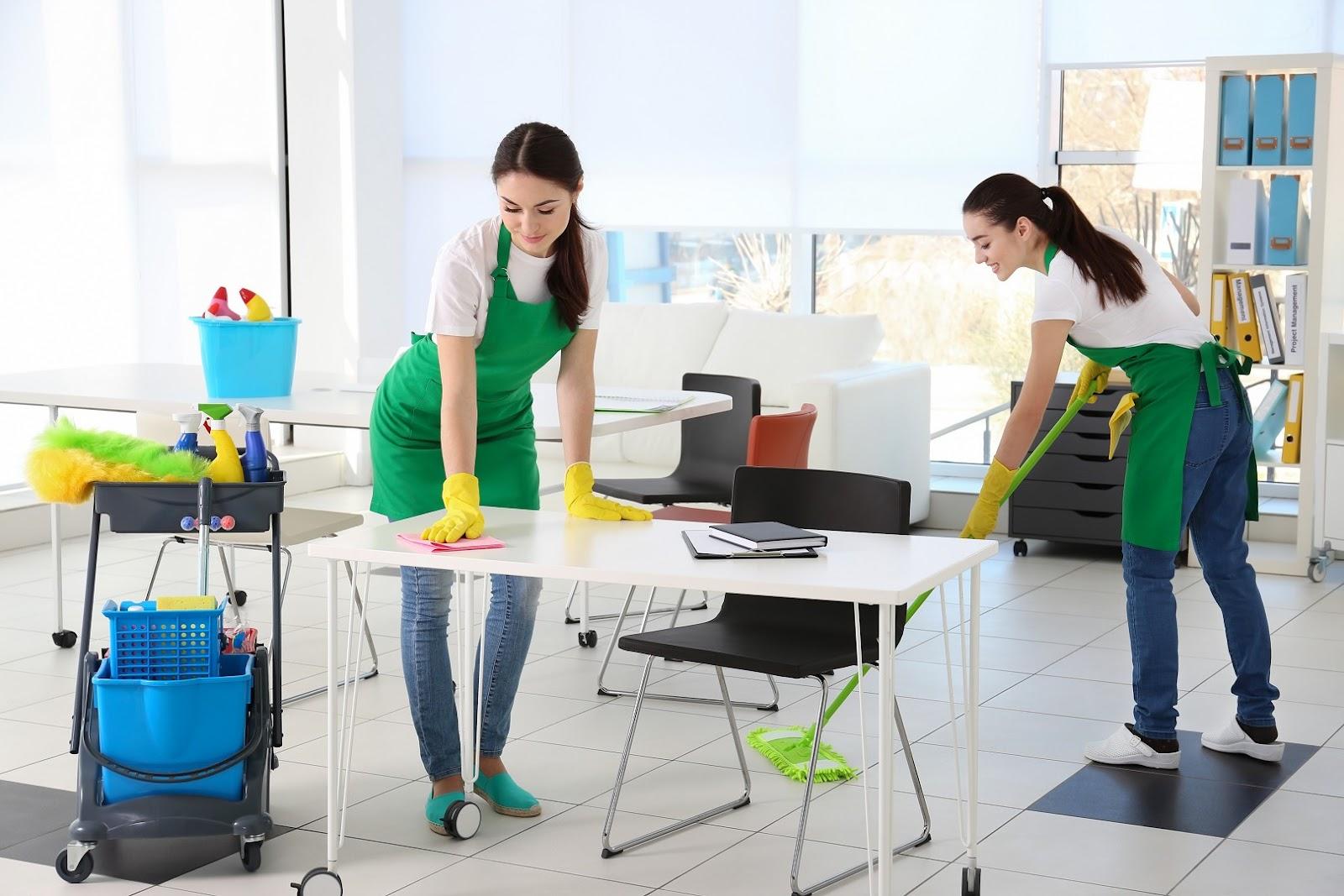 Terbukti! Ternyata 3 Hal Ini Solusi Ampuh Menjaga Kebersihan Kantor