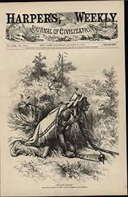 "Image result for Harper's Weekly ""bloody murder."""