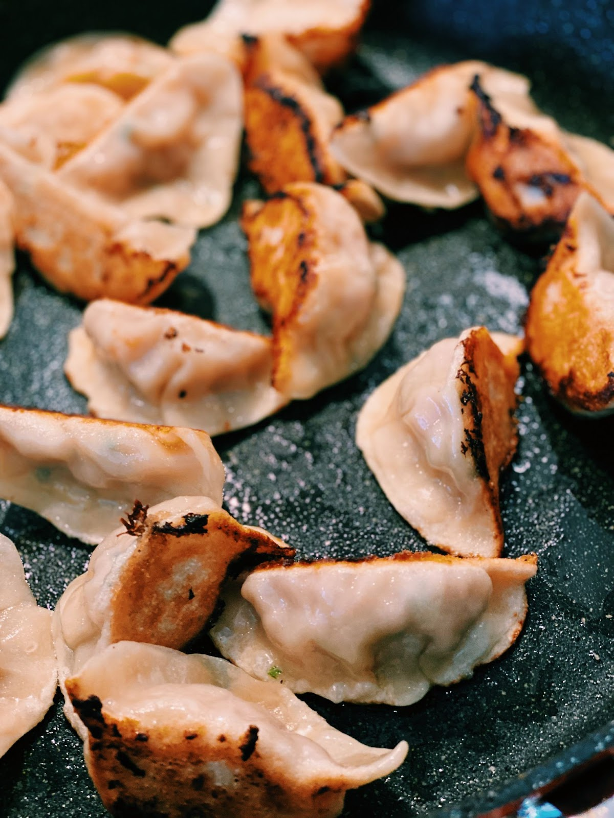 How to make the best potstickers