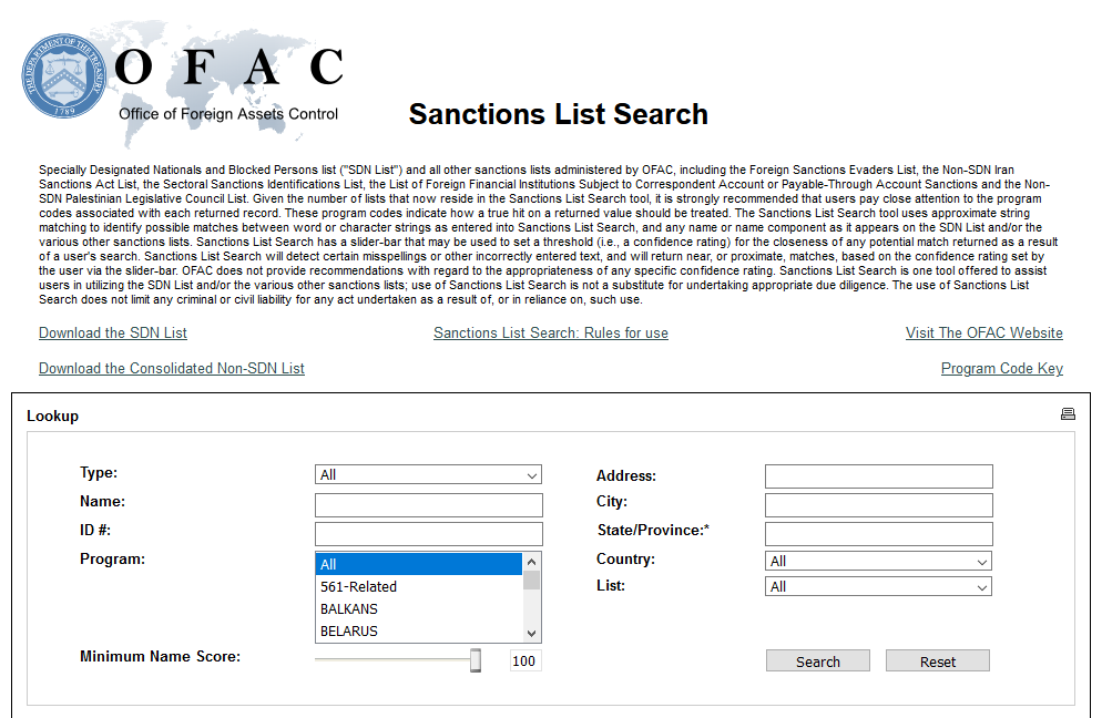 OFAC: Veja como proteger sua empresa de atividades suspeitas
