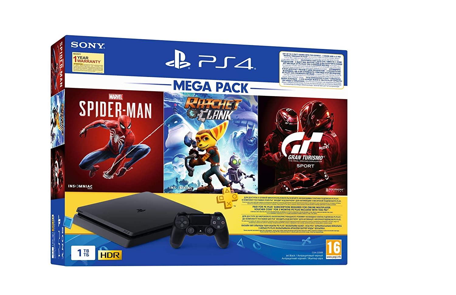 PS4 1TB Slim bundle: Starting worth rupee 2-,990