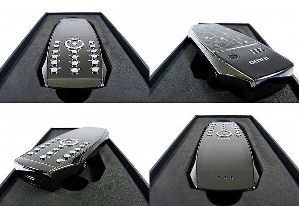 Телефон Rado R800 в металлическом корпусе