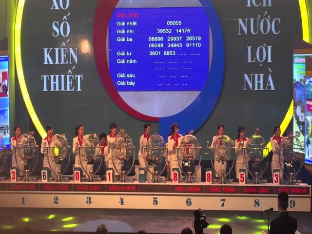 Xổ số truyền thống là phổ biến trong cách chơi xsmb