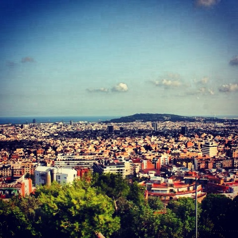 Barcelona, The Gardens of Montjuïc: Sprawling City Views - Urban Landscapes Yearning to be Explored
