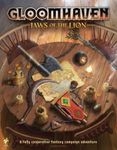 Cover of board game Gloomhaven: Jaws of the Lion one my most anticipated games of 2020