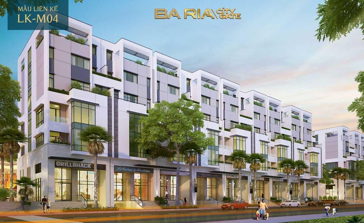 Bà Rịa City Gate- dự án sáng giá của Hưng Thịnh