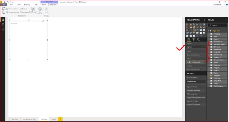 Interactive Dashboard In Microsoft Power BI 39