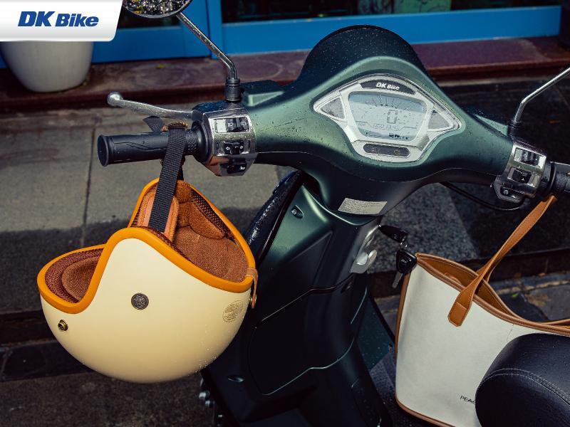Cac mau xe ga 50cc xe dien phu hop cho hoc sinh