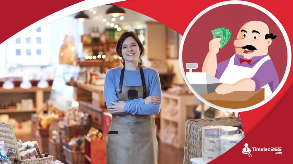 Tìm việc làm bán hàng tại timviec365.com