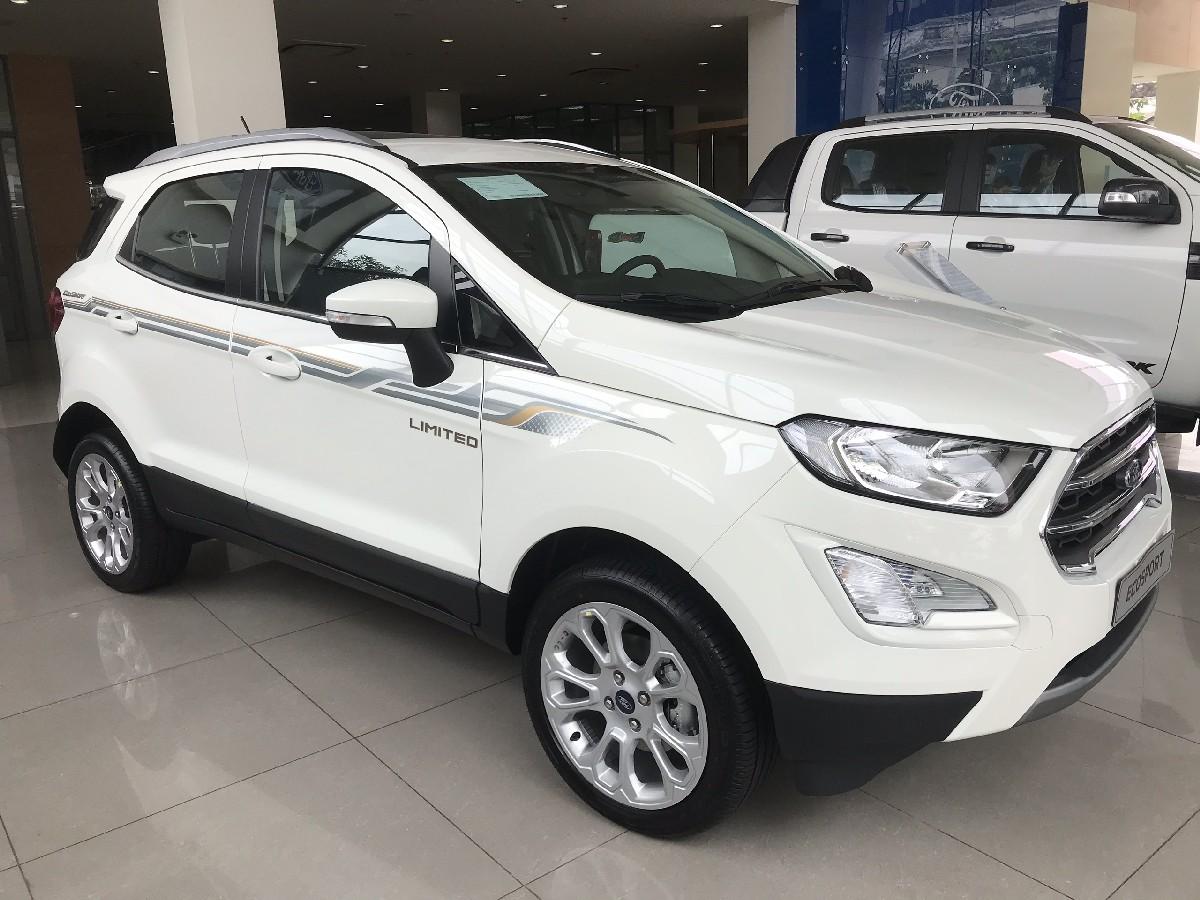 Giá xe Ford Ecosport ổn định hơn tại đại lý xe ford lâu năm