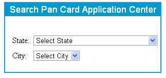 Pan Card Application Center