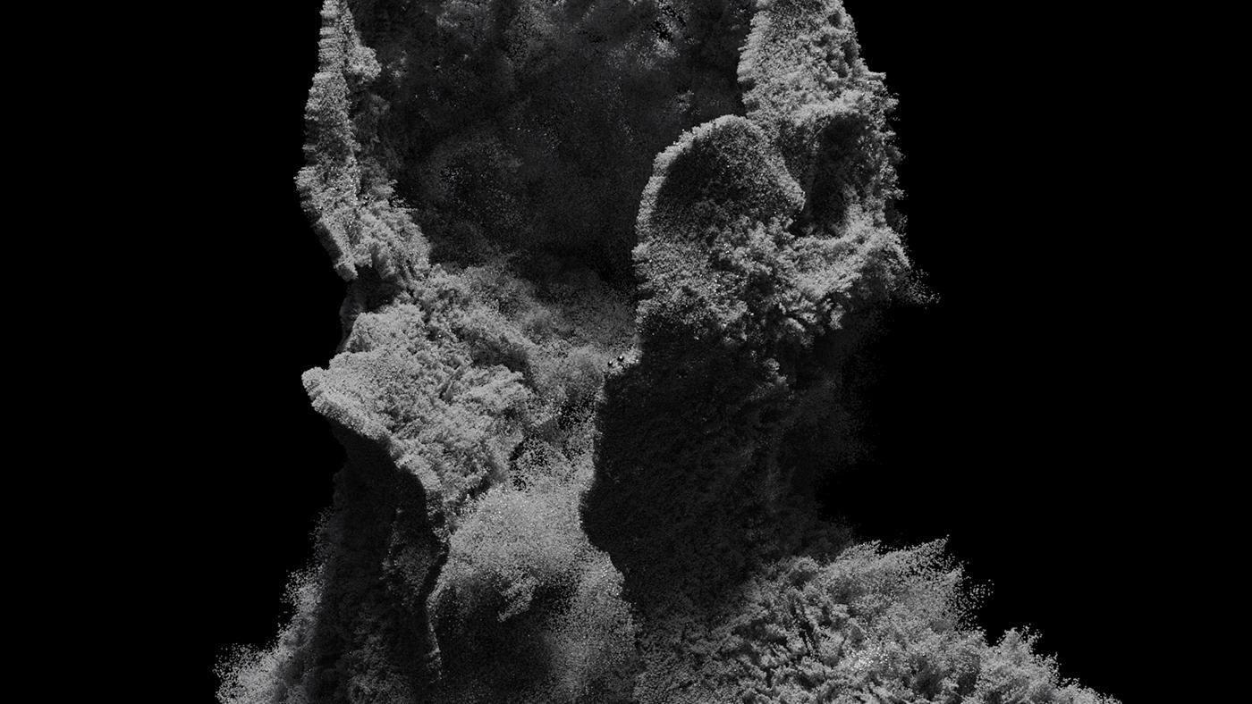Image may contain: reef, cave and aquarium