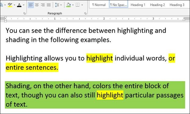 Microsoft Word: Document Formatting Essentials – Welcome To My It Blog