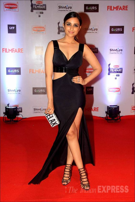 Bollywood Actresses on Red carpet looking racy