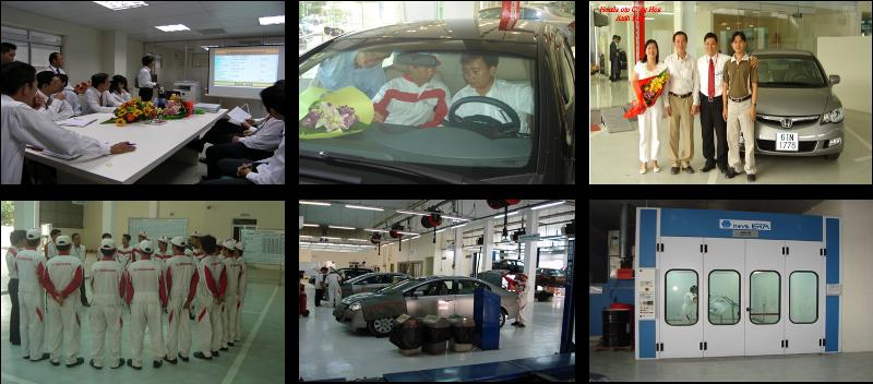 Honda Ô tô Cộng Hòa thực hiện theo triết lý Niềm tin cơ bản của Honda Việt Nam