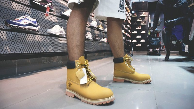 Giày Timberland Boots