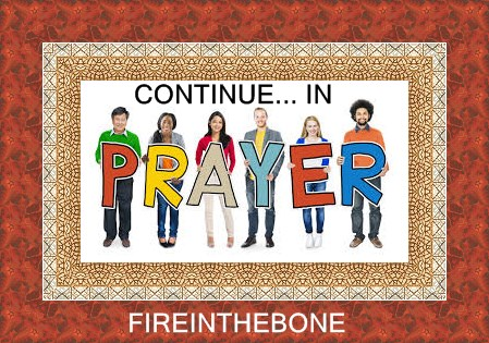 BREAKING YOKES THROUGH PRAYER.......Confronting the Enemy with Boldness!