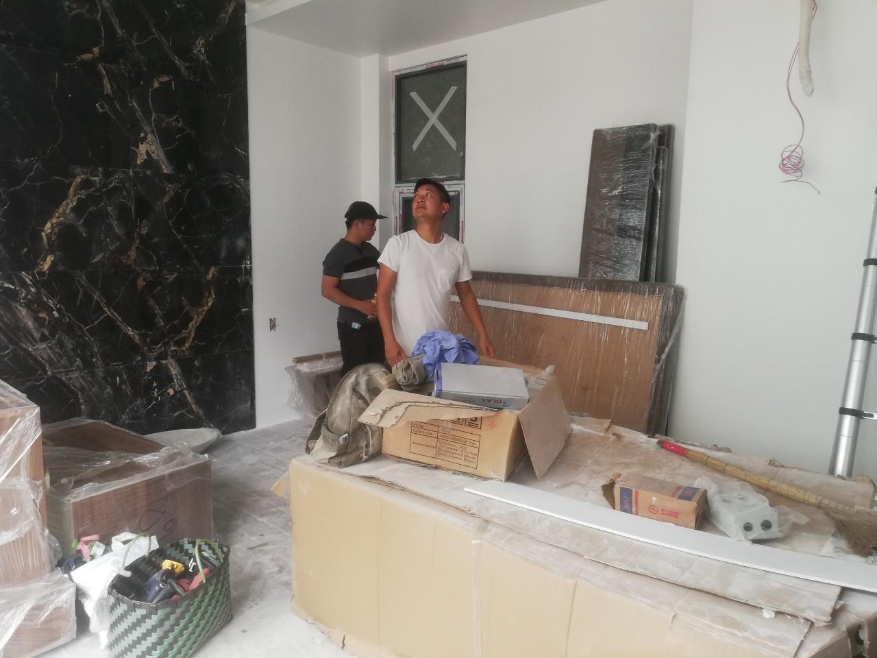 Dịch vụ sửa nhà quận 1 Nga Việt chuyên nghiệp