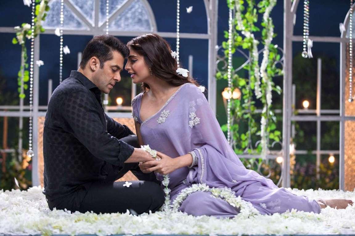 Salman Khan-Sonam Kapoor, 'Prem Ratan Dhan Payo'