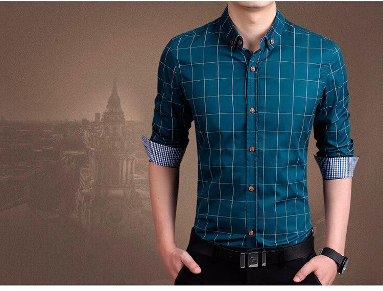 бренды мужских рубашек
