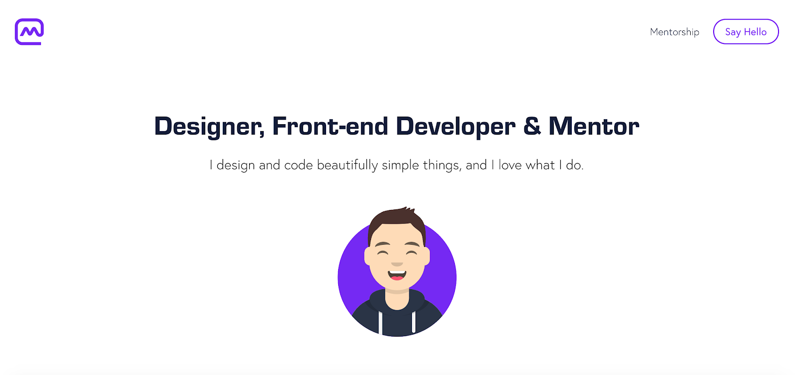 Web Developer Portfolio of Matt Farley