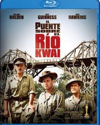 El puente sobre el río Kwai (1957, David Lean)