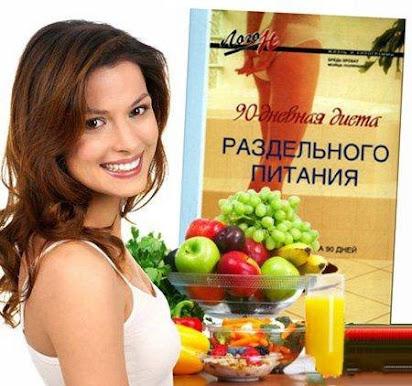 Диетические рецепты для похудения с указанием калорий.
