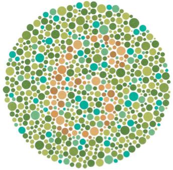 أي رقم ترون في الصورة ؟