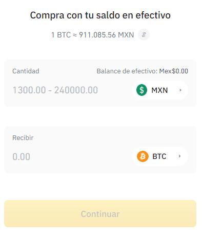 comprando bitcoin con pesos mexicanos