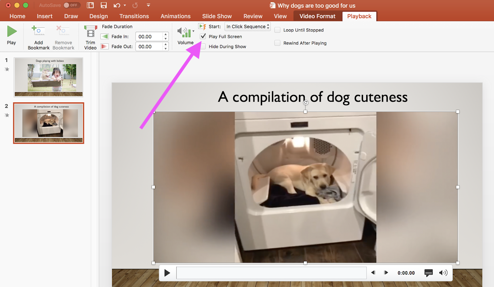 How to Embed a YouTube Video in PowerPoint (On or Offline)