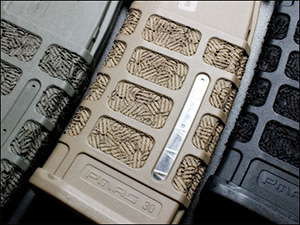 stippled pmags