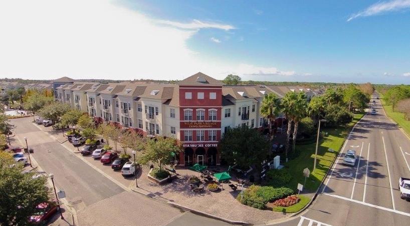 West Park Village Apartments in Westchase, FL