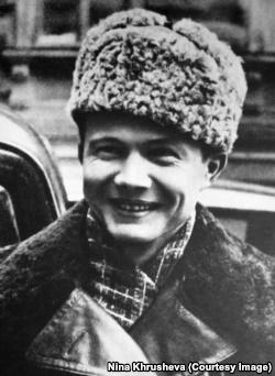 Леонид в Москве зимой 1942 года